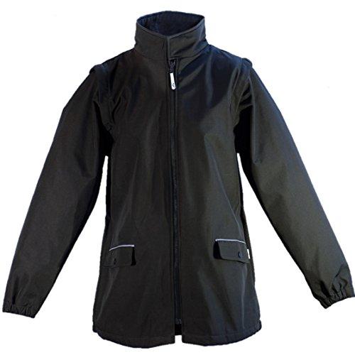 manduca by MaM 179-10-50-001 Two-Way Upgrade Inner Cozy, Tragejacke, Größe XS, Shady Night/Rain Dove Innere Softshell