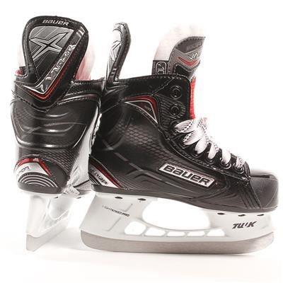 Bauer Vapor X500 Skate Youth Modell S17, width:EE;Storlek:C12 = 31