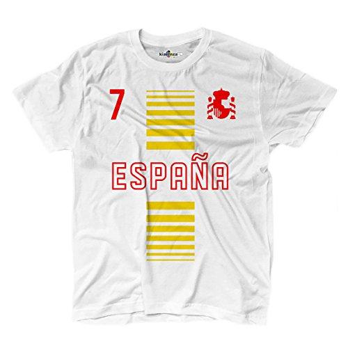 Camiseta Fútbol Camiseta Vintage Gullit Milan Legend parodia Holly e Benji Grung, Black Opal