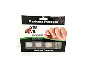 Kit french manucure 4 vernis Yes love + ligne guide offerte
