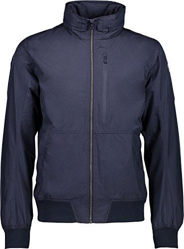 CMP Herren Climaprotect Jacke - Softshelljacke 38Z5217, Black Blue (Marine), 56