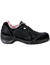 Cofra 11110–000.d39Talla 39s1P SRC–Zapatillas de Seguridad Giuditta–Negro