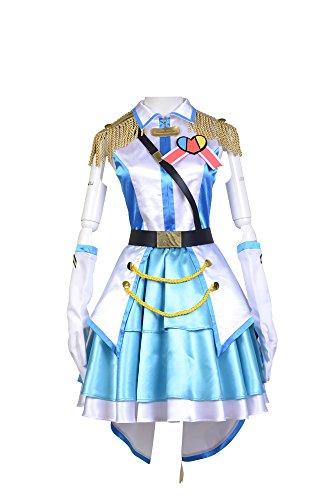 Fuman The Idolmaster Cinderella Girls Shibuya Rin Cosplay Kostüm Damen
