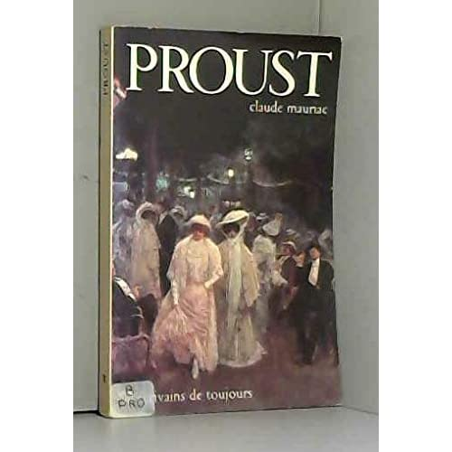 Proust - Collection 'Ecrivains de toujours'
