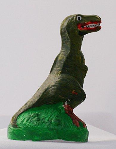 aurier T-Rex stehend Höhe ca. 90mm Dino Gießform aus Latex (Stehend Ei)