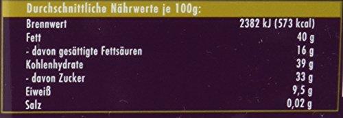 Ritter Sport Dunkle Voll-Nuss Amaranth, 100 g - 2