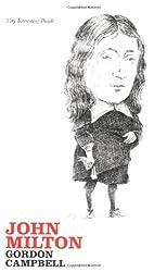 John Milton (Very Interesting People Series) by Gordon Campbell (2007-11-15)
