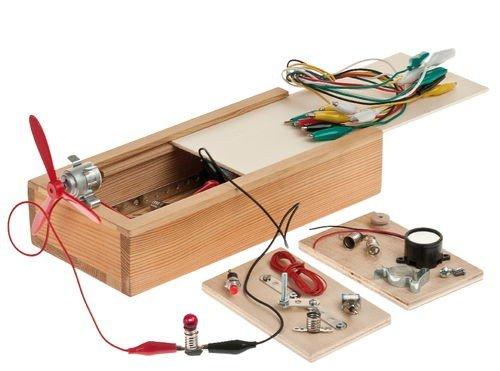 Elektro-Baukasten Bausatz