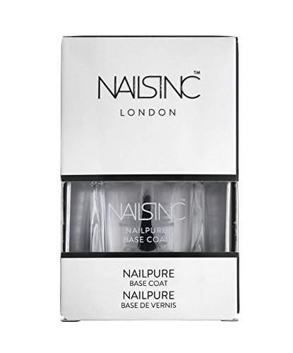 Nails Inc Vernis à ongles Pure, base coat