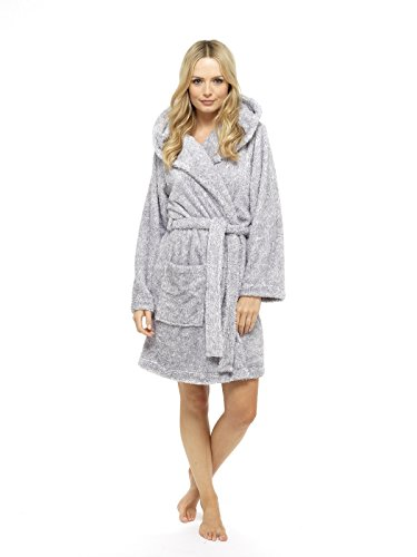 CityComfort® Ladies Dressing Gown Penguin Owl Luxury Womens Gowns ...