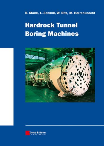 Hardrock Tunnel Boring Machines (English Edition) (Böden Wissenschaft Und Management)