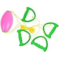 TOYMYTOY juego juego de pelota juguetes Juego de exteriores en grupo (Color al azar)