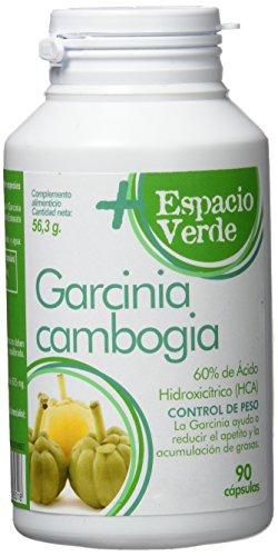 Espacio Verde Garcinia Cambogia - 90 Cápsulas