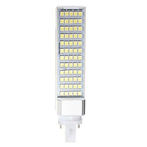 TOOGOO(R) G23 12W 5050 SMD Weisse LED Horizontale Stecker Lampe Mais Hause Decke Weisses Licht