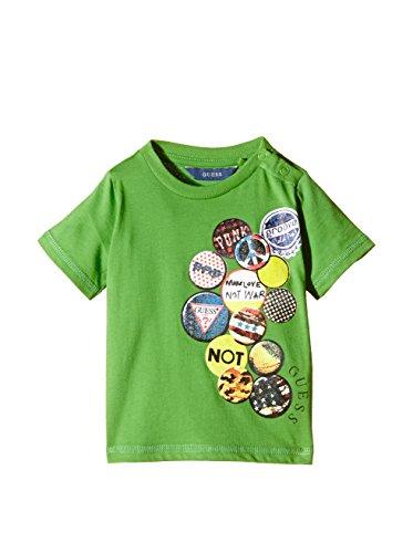 Guess T-Shirt Ss grün 6 Monate (68 cm)