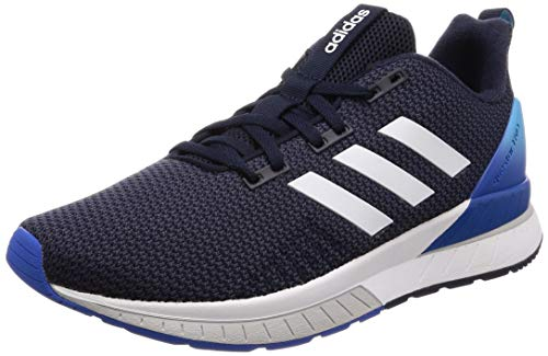 6. Adidas Men's Questar Tnd Legink/Ftwwht/Blue Running Shoes