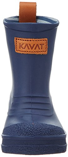 Kavat Grytgöl Wp, Hi-Top Bottes de Pluie  mixte enfant Blau (Blue)
