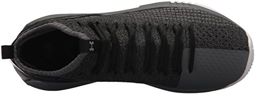 Under Armour Scarpe Basket Buscador De Calor Ua Mainapps Black / Metallic Iron / Metallic Iron