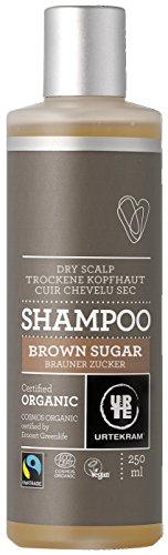 Commercio equo e solidale Urtekram Biologico Brown Sugar Shampoo 250 ml