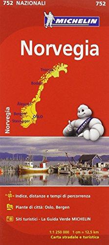 Norvegia 1:1.250.000