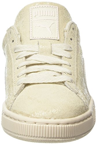 Puma 361110, Baskets Basses Femme Ecru (Birch 02)