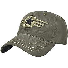 DOGZI Sombrero de Béisbol Ajustable de Las Mujeres Bordado del Casquillo del Hip-Hop del Bordado de la Letra del Sombrero Gorra de Béisbol