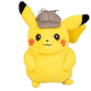 Pokèmon 97563 Detective Pikachu 8 Pulgadas de Felpa