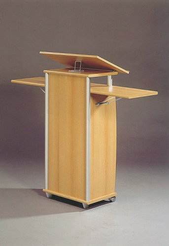 Cheapest Germania Lectors Desk Beech Special