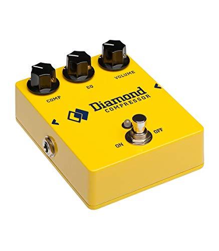 Diamond - Compresor de pedal para guitarra
