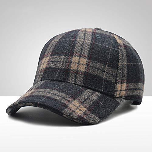 Klassischer Baseball-Kappen-Stil Sport-Casual Sun Hut,Khaki