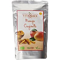 Vitasnack, Mango deshidratado - 10 de 26 gr. (Total 260 gr.)