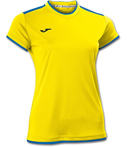Joma Damen T-Shirt, 900017 gelb-royal