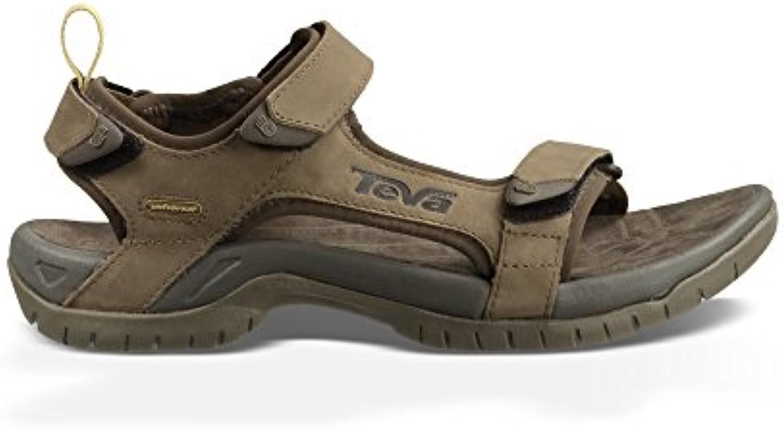 Teva Tanza Leather 9024 - Sandalias de cuero para hombre