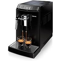 Philips EP4010/00 Kaffeevollautomat (CoffeeSwitch, Milchaufschäumer, AquaClean) schwarz