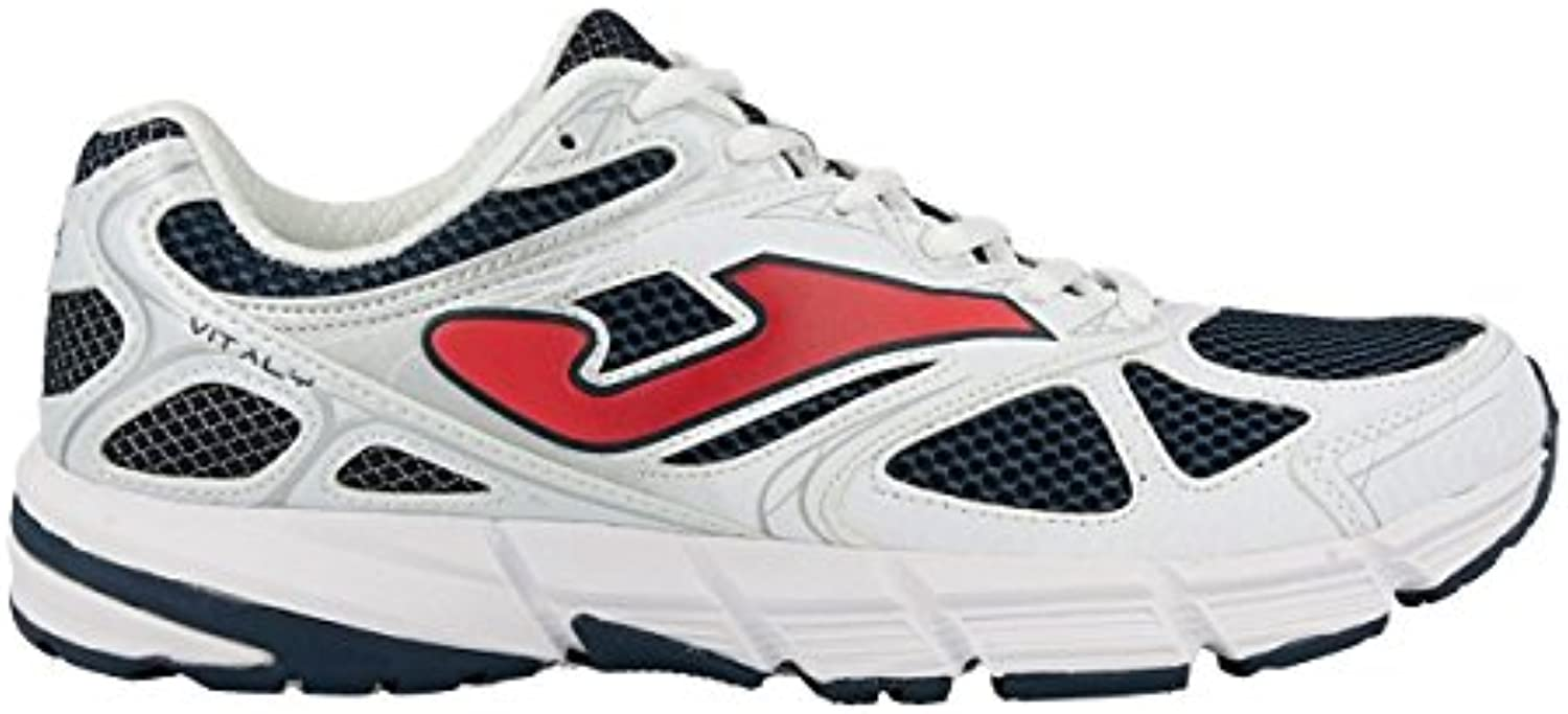 JOMA R.VITALY 632 White-Navy-Red (42, Blanco)