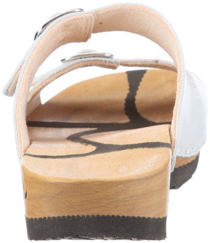 Chung Shi Wooccoli Baldo 3000050, Sandales femme Blanc-TR-C3-60