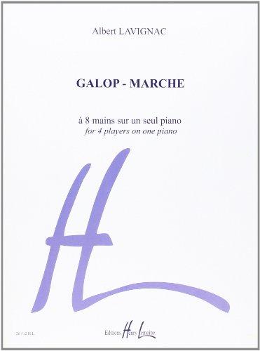 Galop - Marche