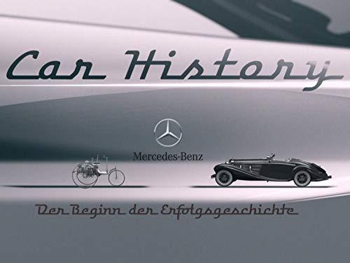 Mercedes-Benz - Der Beginn der Erfolgsgeschichte