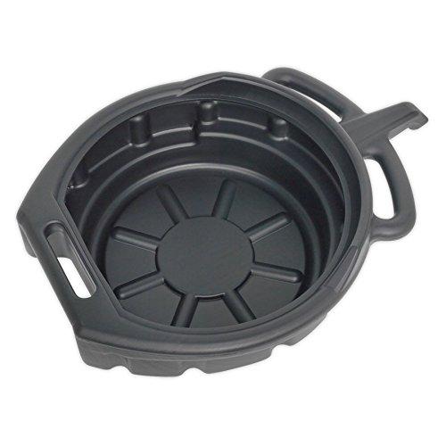 Sealey DRP02-7,6 litros bandeja de drenaje de aceite/líquidos