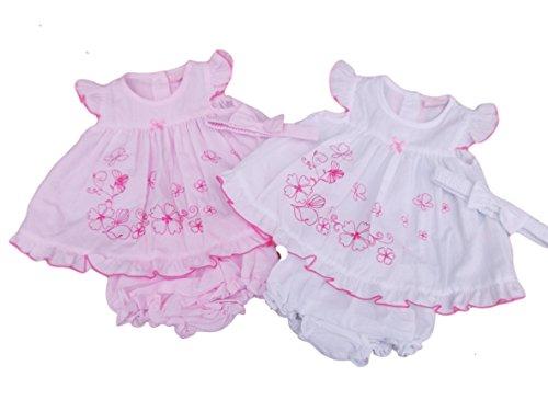 799bc66a8834f Rockabye-Baby - Robe - Bébé (Fille) 0 à 24 Mois - Rose