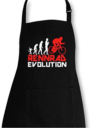 EZYshirt Rennrad Evolution Grillschürze
