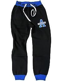"""Jogginghose """"58"""" light - schwarz / blau"""