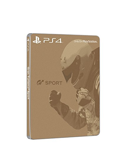 Gran Turismo Sport - Steelbook Edition  - [PlayStation 4]