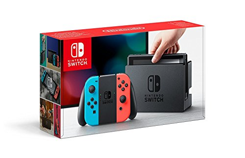 Nintendo Switch Joy-Con Blu/Rosso Neon