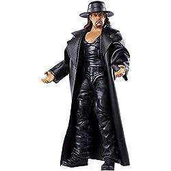 WWE Collezione Elite 33 Undertaker, Personaggio Articolato, 15 cm, GCN15