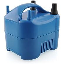 electrico bomba - TOOGOO(R)Inflador de globo electrico, bomba de globo, 680w bomba de aire, alta potencia, 100% nuevo y de alta calidad, color azul