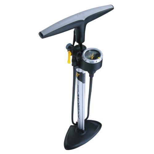 TOPEAK JoeBlow Sprint Standpumpe Fahrrad Manometer Luftpumpe 11 Bar Sclaverand Dunlop Schrader Ventil, 15700057