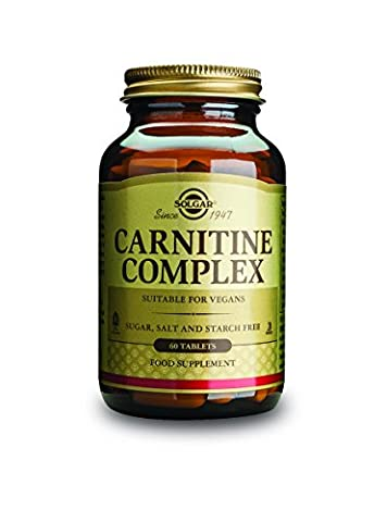 Solgar Carnitin-Komplex Tabletten