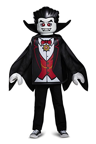 Lego Vampire Classic Costume (Small, 4-6 Years)