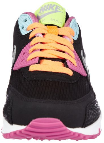 Nike - Air Max 90 2007 (Ps), Sneaker Unisex – Bambini Black Multi